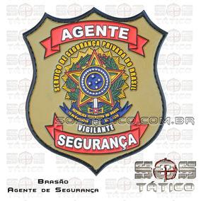 Pacote De Emborrachados Vigilante / Segurança Com Fixadores