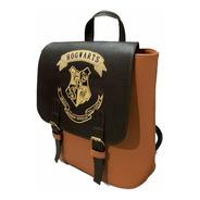 Mochila Harry Potter Mini  Backpack Hogwarts Bicolor Bsc