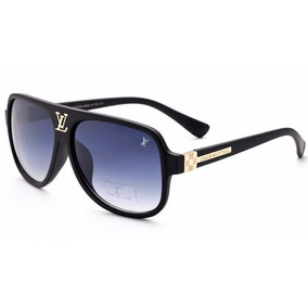 Oculos De Sol Retangular Unisex Exlusivo Com Case