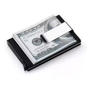 Holder Tarjeta De Credito Con Clip Billetes Credit Card