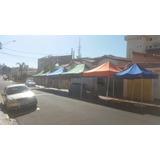 Tendas Sanfonadas 3x3 A Partir De R$750,00