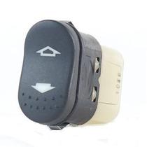 Botão Interruptor Vidro Elétrico Focus Simples 2000 A 2008