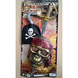 Disfraz Traje Pirata Niños. Envío. La Plata