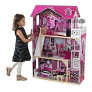 Kidkraft Amelia Dollhouse Casa Casita De Muñecas