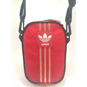 Bolsa adidas Mini Shoulder Bag adidas Refletiva Unissex