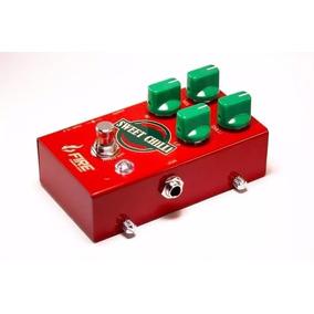 Pedal Efeito Fire Sweet Chilli - Para Guitarra / Baixo