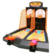 Juego Basket Mesa Tiro Libre Dobles Toy New Cod 6646 Bigshop