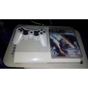 Playstation 3 Slim 232 Gb + 1 Juego Fisico 4 Digitales
