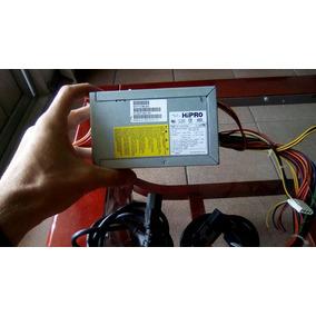 Fonte De Alimentação 24 Pinos 300 Watts Hipro Hp-d3057f3r