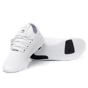 Tênis adidas Unissex Pharrel Williams Hu - Branco