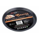 Kitchen Spot 443 Charola Pizza 29 Cm Color Gris/plata