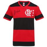 Camisa Retro Flamengo 1981 Oficial Libertadores Andrade #6