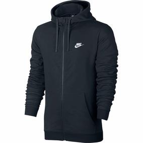 Campera Nike Sportwear Hoody Modelo Fz Ft Club - (020)