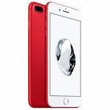 Apple Iphone 7 Plus Vermelho 128gb Lançamento Tela 5.5