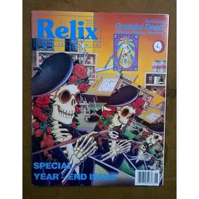 Revista Relix Vol. 18 _ N. 6 - Grateful Dead Jerry Garcia