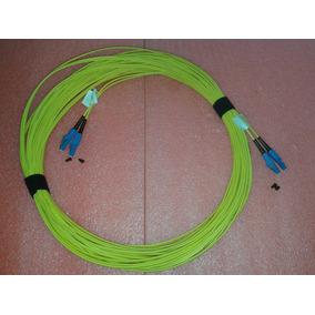Cordão Fibra Optica Lc-pc 20,0mts Duplex Mono-modo (sm)