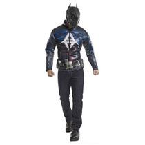 Disfraz Batman Arkham Knight Traje Hombre Adulto Caballero