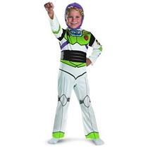 Disfraz Para Niño Traje Clásico Toy Story Buzz Lightyear Bo