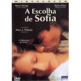 Dvd - A Escolha De Sofia - ( Sophie´s Choice ) Alan J Pakula