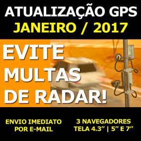 Atualização Gps Janeiro 2017 Igo Primo Amigo Mapas E Radar