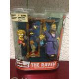 Los Simpsons Figura Coleccionable The Raven Mc Farlane