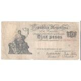 Bottero # 1636 10 M/n ,caja De Conversion, Año 1935