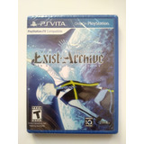 Exist Archve _ Ps Vita _ Shoryuken Games