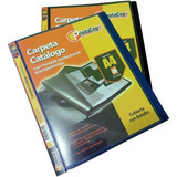 Carpeta Catalogo A4 Carta 30 Fundas