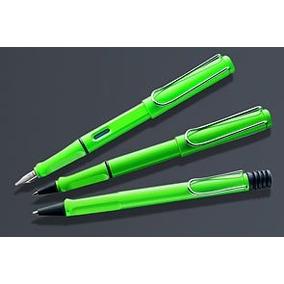Lamy Safari Verde Se Rollerball Pen - Verde L313gn