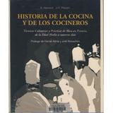 Libro Historia De La Cocina Y De Los Cocineros, En Digital!