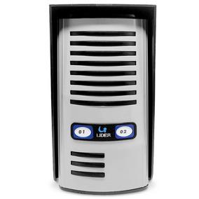 Interfone Porteiro Eletro. Coletivo 2 Pontos Lr5002 Lider