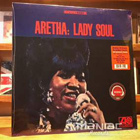 Aretha Franklin Lady Soul Vinilo