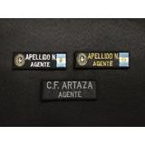 Gafete Para Policia Federal Argentina