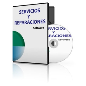 Software, Servicios Reparación Y Mantenimiento