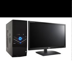 Computadora De Escritorio Intel Celeron/monitor/kit 2 En 1