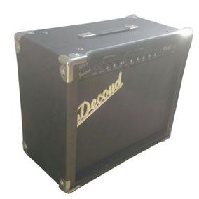 Amplificador Decoud Para Guitarra Rs-40 40w