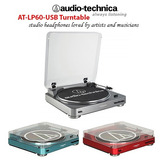 Bandeja Vinilos- Audio-technica At-lp60-usb Antes U$s249.