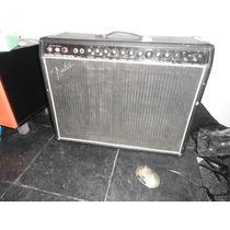Amplificador De Guitarra Fender Valvular Super Twin Reverb