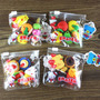 4 Kits Gomas Gomitas Borrar Formas Cupcakes Donas Souvenir