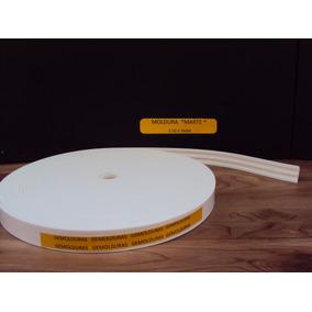 Roda Meio Eva Flexivel E Autoadesivo *marte 3,50cm X 5mm *