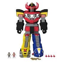 Brinquedo Imaginext Power.rangers Megazord Hora De Morfar