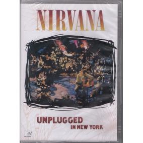 Dvd Nirvana Unplugged In New York