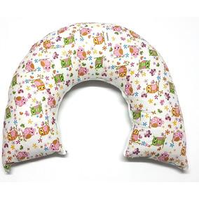 Almofada Para Amamentação Travesseiro De Amamentar Luxo