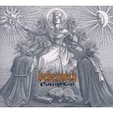 Behemoth - Evangelion - Cd+dvd - Importado