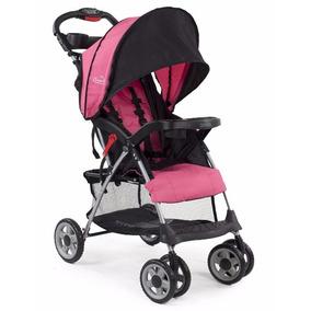 Carrinho De Bebe Kolcraft Cloud Plus Stroller - Rosa