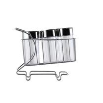 Mini Carrinho Com 6 Porta Condimentos - Arthi