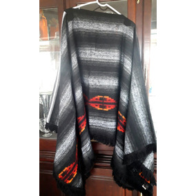 Ponchos Mujer (argentino)