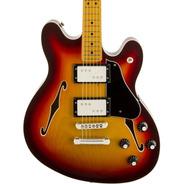 Guitarra Eléctrica Fender Starcaster De Media Caja - Colores