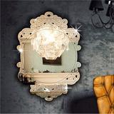 Espelho Decorativo Veneziano Acrílico Gravação Delicada G