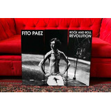 Cuadros Decorativos Fito Paez Rock And Roll Revolution